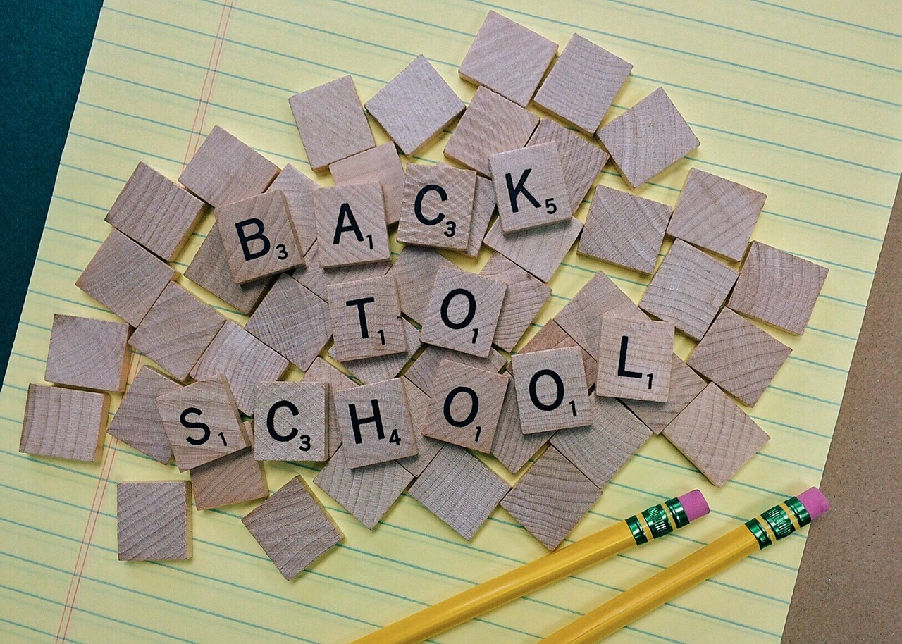This is the image for the news article titled Back to School